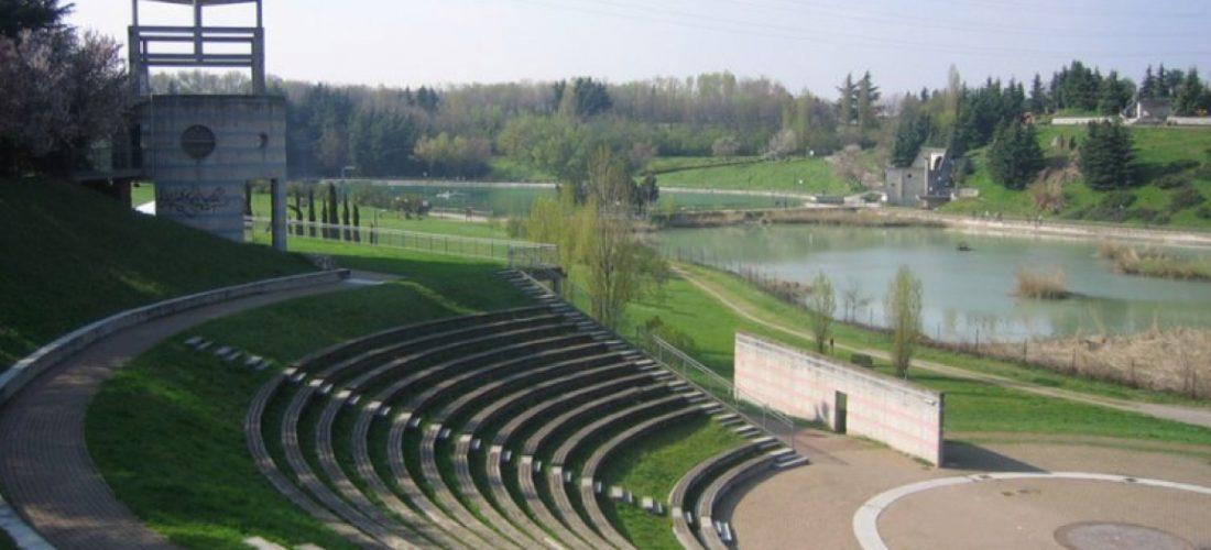 Tornerà a nuova vita l'anfiteatro del Parco Lago Nord
